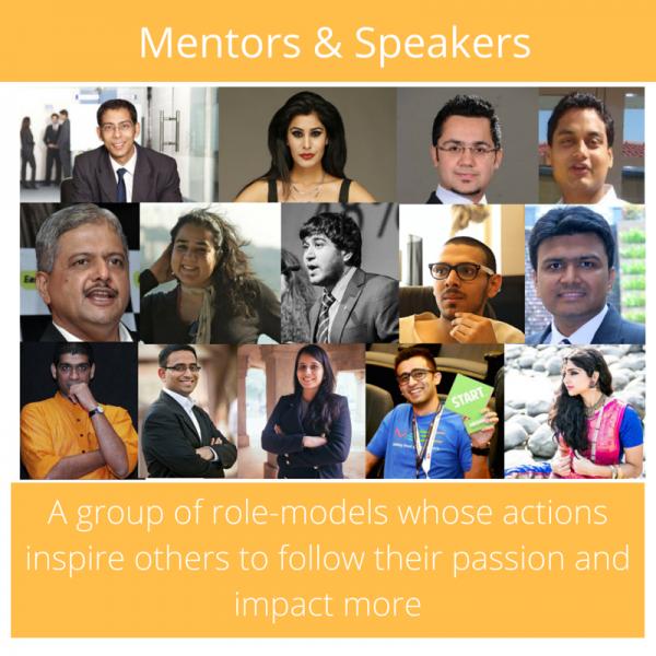 Mentors & Speakers