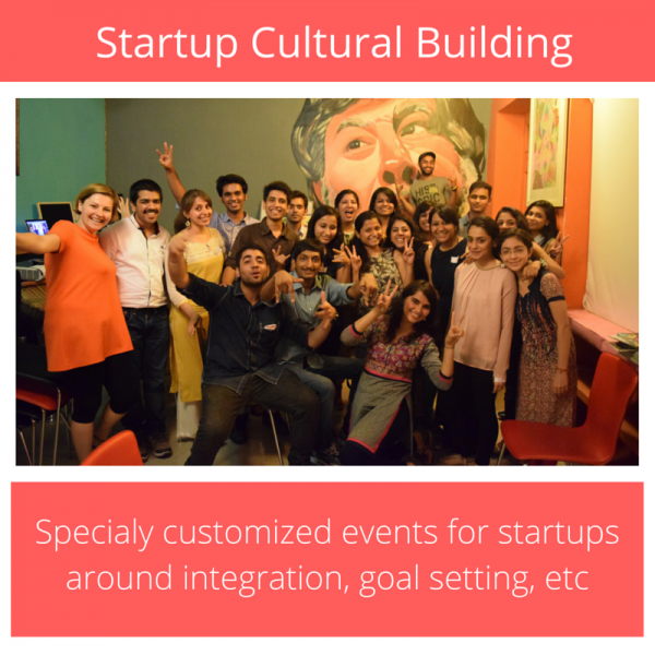 Startup Culture Building